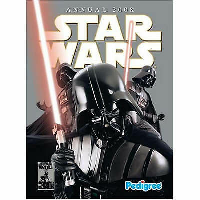 """""""AS NEW"""" Star Wars Annual 2008, , Book"""