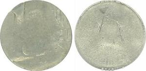 Germany Lack Coinage: Only Inner Part (Pill) VF, Weak Embossed