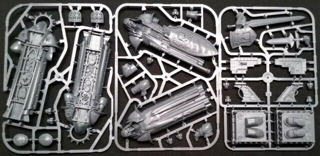 Statues (2) Kill Zone Sector Sanctoris Warhammer 40K Terrain Team Imperialis
