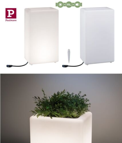 Paulmann Plug&Shine Lichtobjekt Plant IP67 3000K 24V oben bepflanzbar Dimmbar