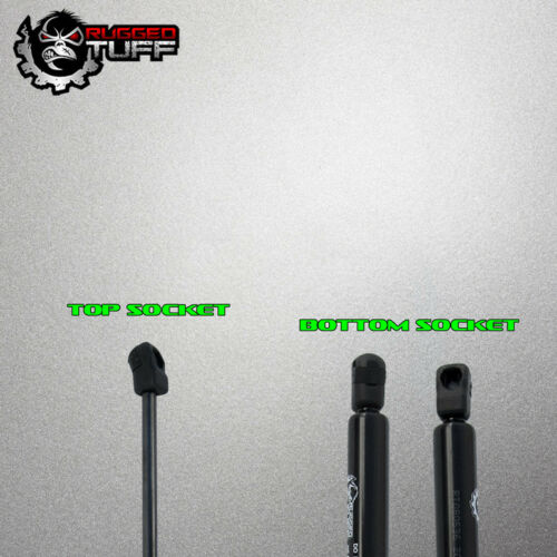 Lift Supports Shocks For Acura MDX 2007-2013 Front Hood New Pair 2pc Prop Arm