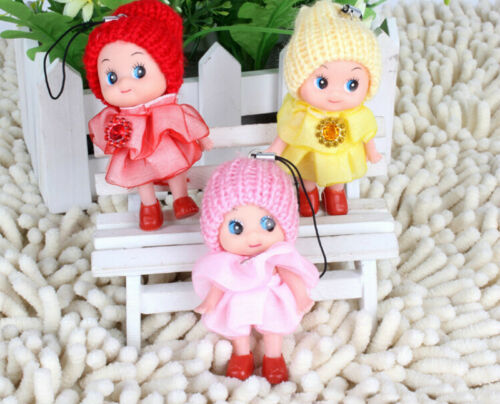 Cute Ddung Doll Cell Phone Backpack Key chain Gift  Decoration RS