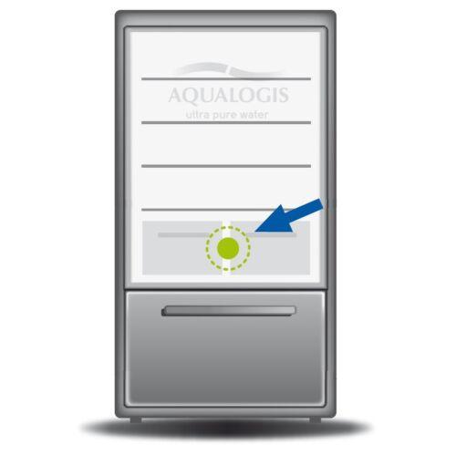Aqualogis Ultra Pure Water Filter AL-020B per Samsung RF56J9040SR Frigorifero Congelatore