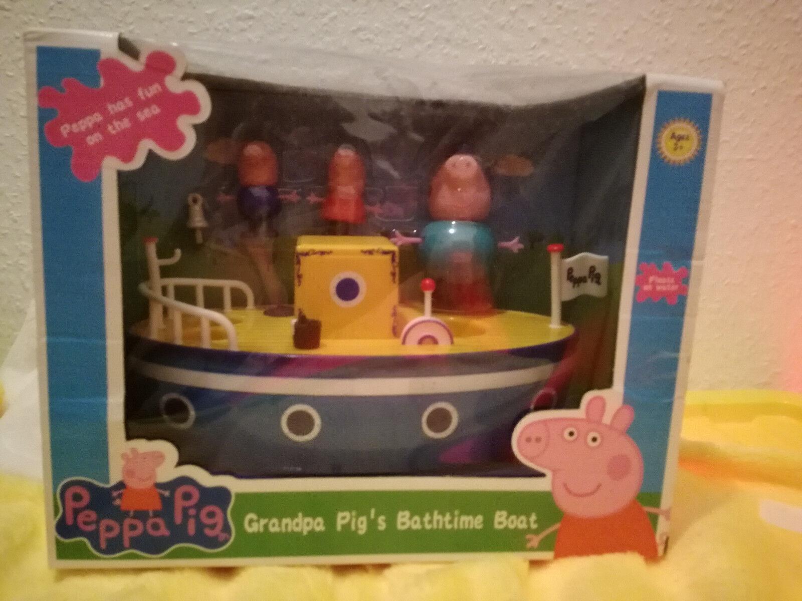 Peppa Pig Peppa Wutz  Stiefel mit Figuren NEUE