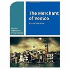 Oxford Literature Companions: The Merchant of Venice by Su Fielder, Peter Buckroyd (Paperback, 2016)