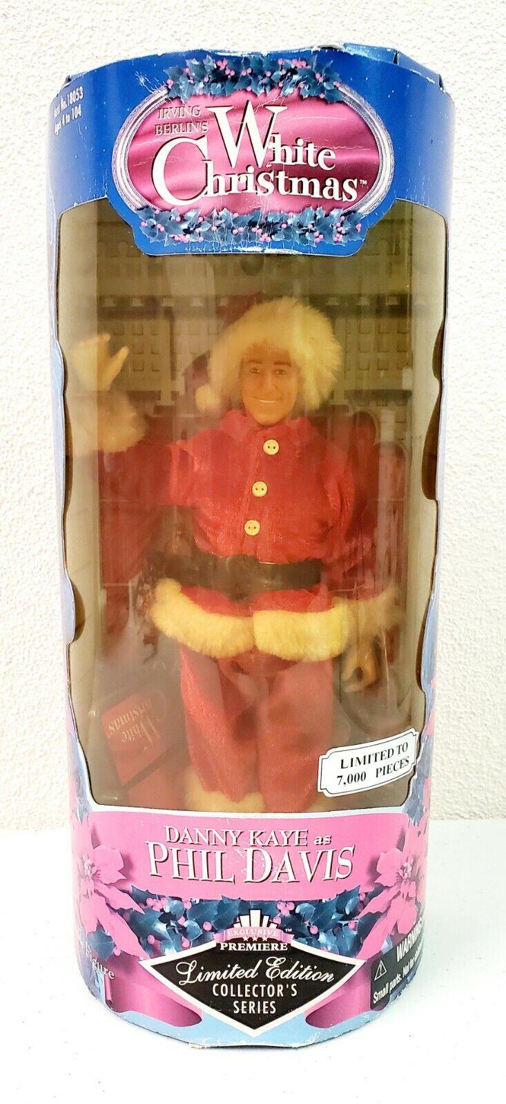 Exclusive Premiere White Christmas Danny Kaye as Phil Davis Doll