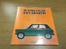AUTOBIANCHI A112 ABARTH : LE VETTURE CHE HANNO FATTO LA STORIA