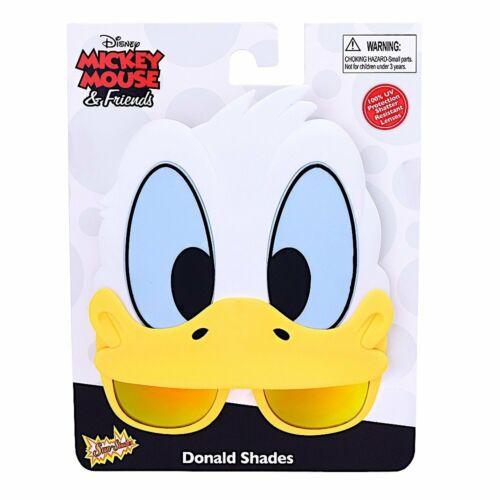 Donald Duck Shades Sunstaches Disney Fancy Dress Halloween Costume Accessory