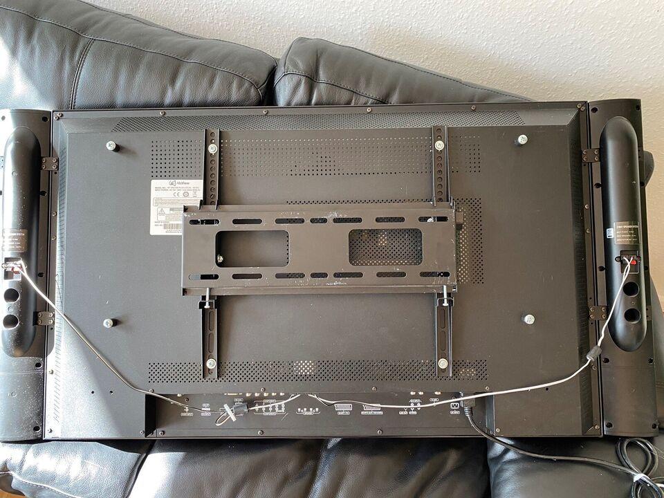 """LCD, AlfaView, 40"""" Deluxe plus. LCD (HL-4010V)"""