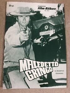 Maledetto-Gringo-IFB-Nr-7613-Clint-Eastwood