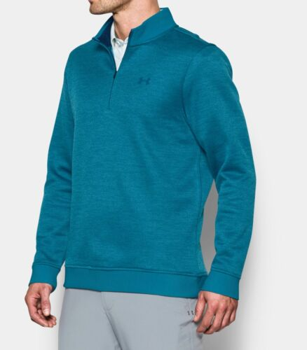 1 hombre Bayou Fleece Zip Storm Ua Under Herringbone Armour 4 para azul suéter qavwpv