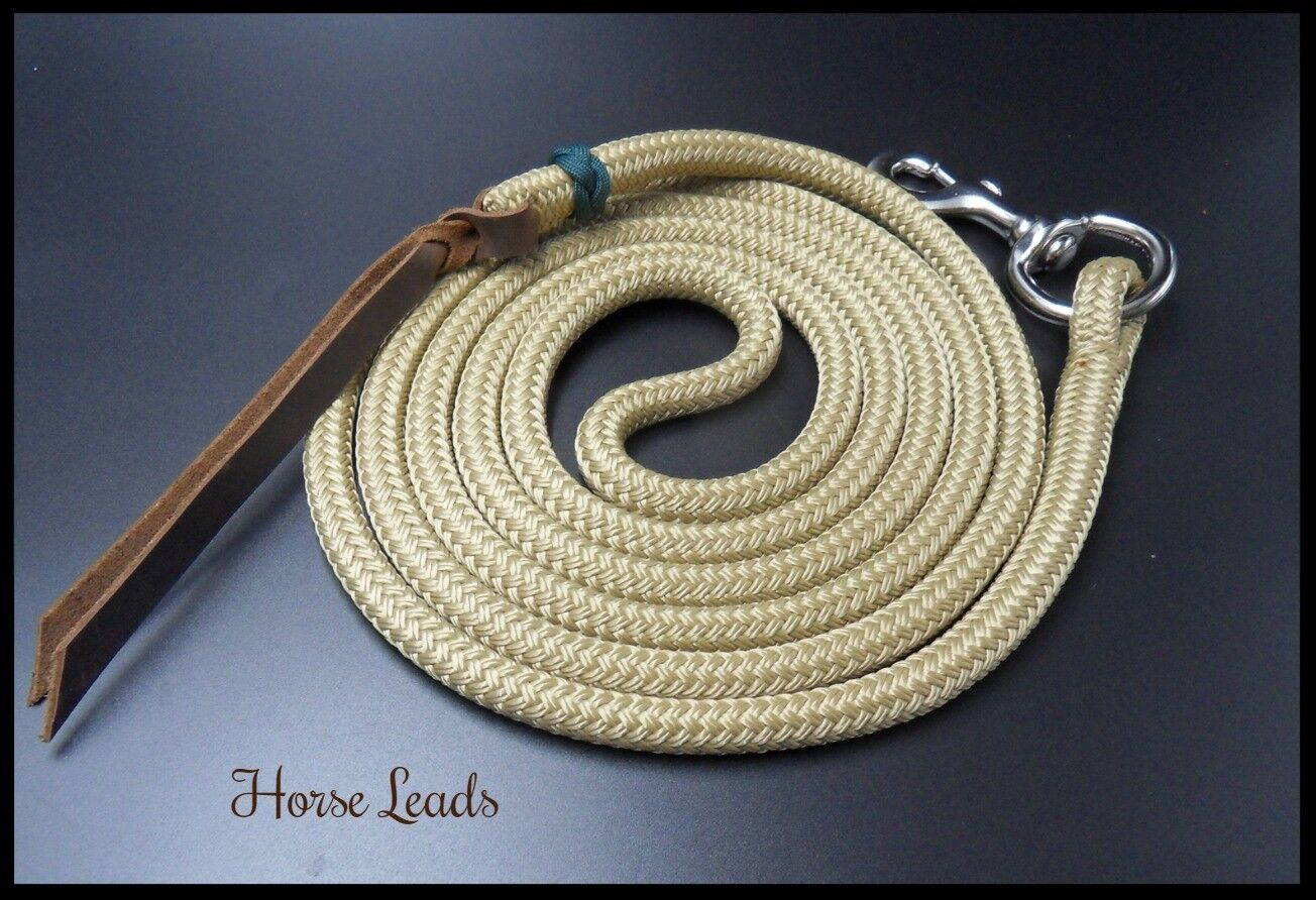 18ft Lead  Rope  Unique Premium Quality Beautiful Horsemanship