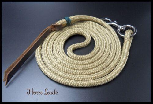 14ft Lead// Rope// Unique Premium Quality Beautiful Horsemanship