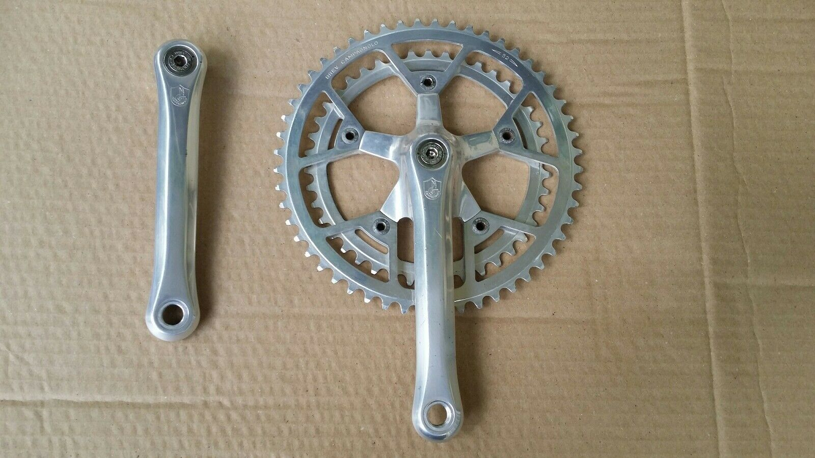Campagnolo First 1st Generation Victory Crankset 170 52 42- 9 16 X20F