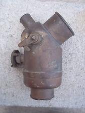 Brass Thermostat Fulton Stationary Marine Steam Buick Stutz Hudson Nash Stanley