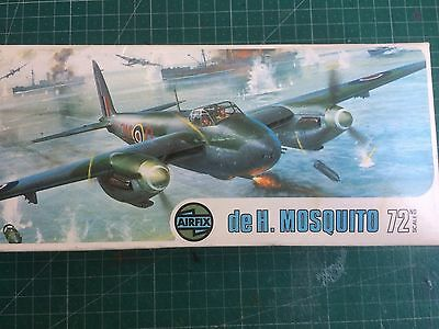AIRFIX DE HAVILLAND MOSQUITO 1.72 SCALE MODEL KIT.