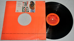 """Philippines TONY REBEL Vibes Of The Time 12"""" EP Record"""