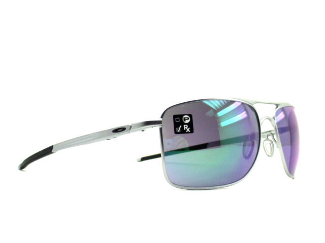 427eb2bb54e Oo4124-04 57 Oakley Sunglasses Gauge 8 Matte Lead Jade Iridium for ...