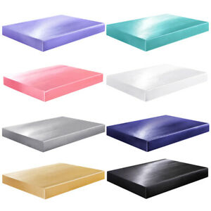 Satin-Silk-Fitted-Bed-Sheet-with-Deep-Pocket-Twin-Full-Queen-King-Soft-amp-Smooth