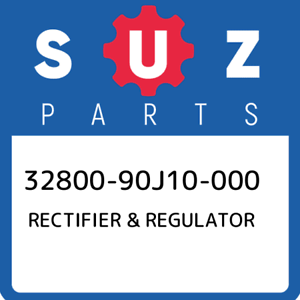 32800-90J10-000-Suzuki-Rectifier-amp-regulator-3280090J10000-New-Genuine-OEM-Part