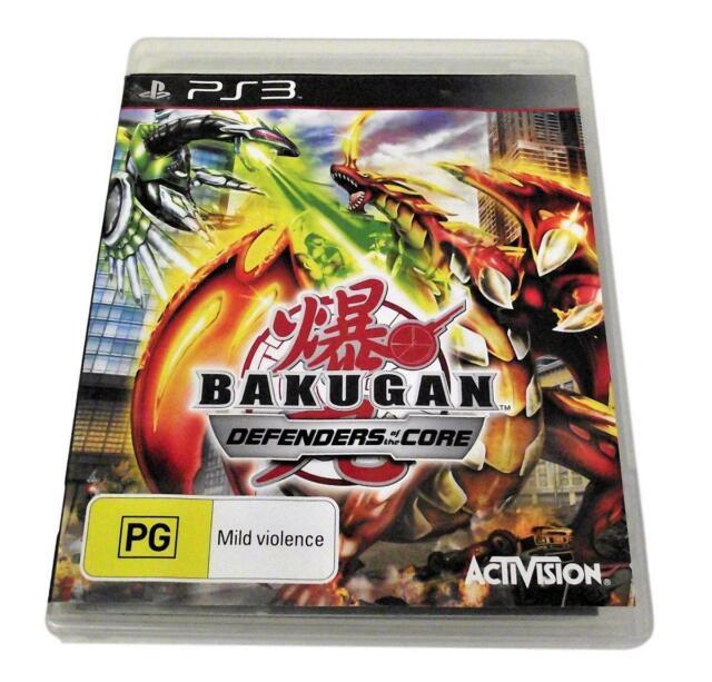 Bakugan: Defenders of the Core Sony PS3