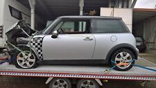 Mini Cooper 1.6l R50 Unfall
