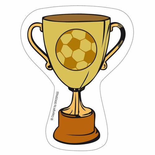 Football XXL Confetti-Football Enfants Fête DECO ANNIVERSAIRE Décoration de table Streudeko
