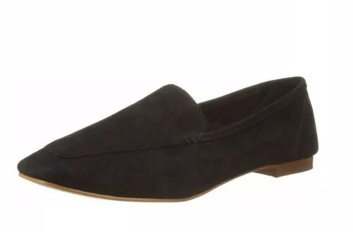37 Flora Suede Size Eu Loafer Ladies Office Black 0Op7w1H