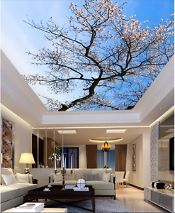 3D Pear Tree Sky 832 Ceiling WallPaper Murals Wall Print Decal Deco AJ WALLPAPER