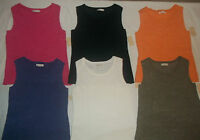Coldwater Creek Size Small Medium Large Xl Wear All Shell In 6 Color Choices