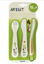 1x Philips Avent Learning Toddler Weaning Spoons SCF722//00 For Babies 6m+