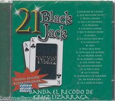 SEALED - Banda El Recodo De Chuy Lizarraga CD 21 Black Jack BRAND NEW