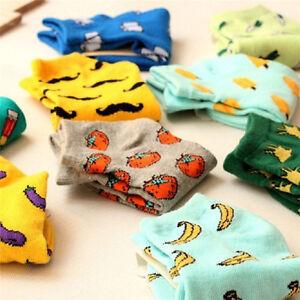 Fruit-Candy-Color-Cotton-Sock-Summer-Style-Women-039-s-Socks-Women-039-s-Sock-Hot