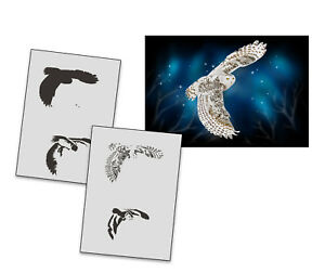 Step-by-Step-Airbrush-Stencil-AS-290-M-Template-UMR-Design