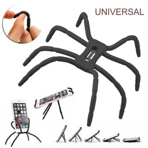Universal-Spider-Desk-Stand-Phone-Holder-cell-For-iPad-iPhone-Samsung-HUAWEI