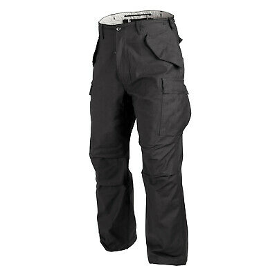 Haben Sie Einen Fragenden Verstand Helikon Tex Us M65 Outdoor Hose Army Feldhose Pants Black Schwarz Large Regular