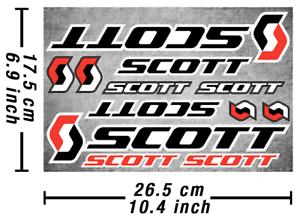 Scott-Decals-stickers-bicicleta-heavy-duty-Graphics-pegatinas-adesivi-642