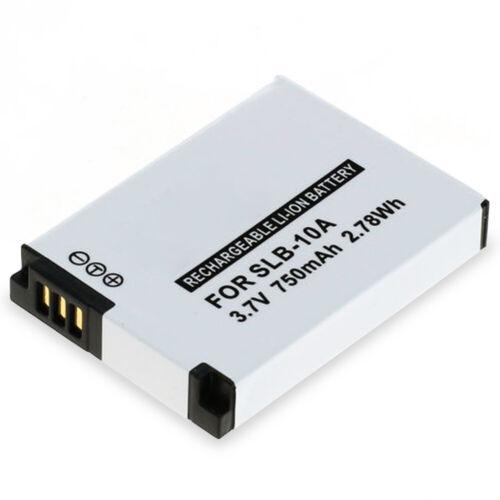 Bateria para Samsung SLB-10A 750mAh