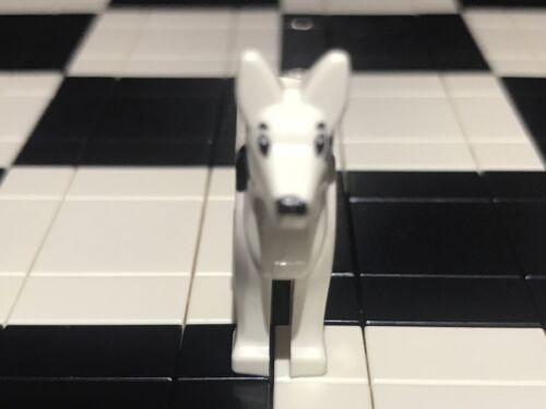 Zoo Lego Dalmatian Dog Minifigure X1 Land Animal Spare // Pet