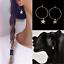 Boho-Retro-Popular-Simple-Large-Circle-Star-Earrings-Women-Jewelry-Party thumbnail 3