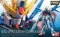 Gundam 1/144 Rg 23 Build Strike Gundam Full Package Real Grade Model Kit