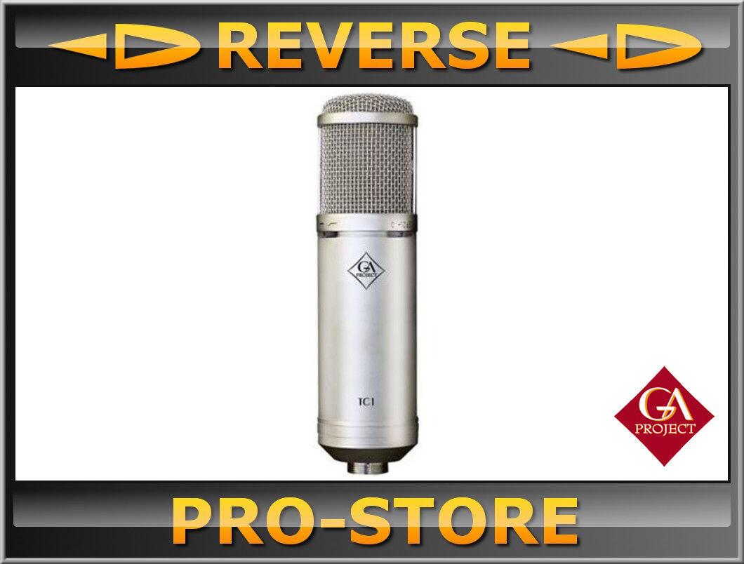 Golden Age Project  TC1 Röhre Kondensatormikrofon Mikrofon Mic