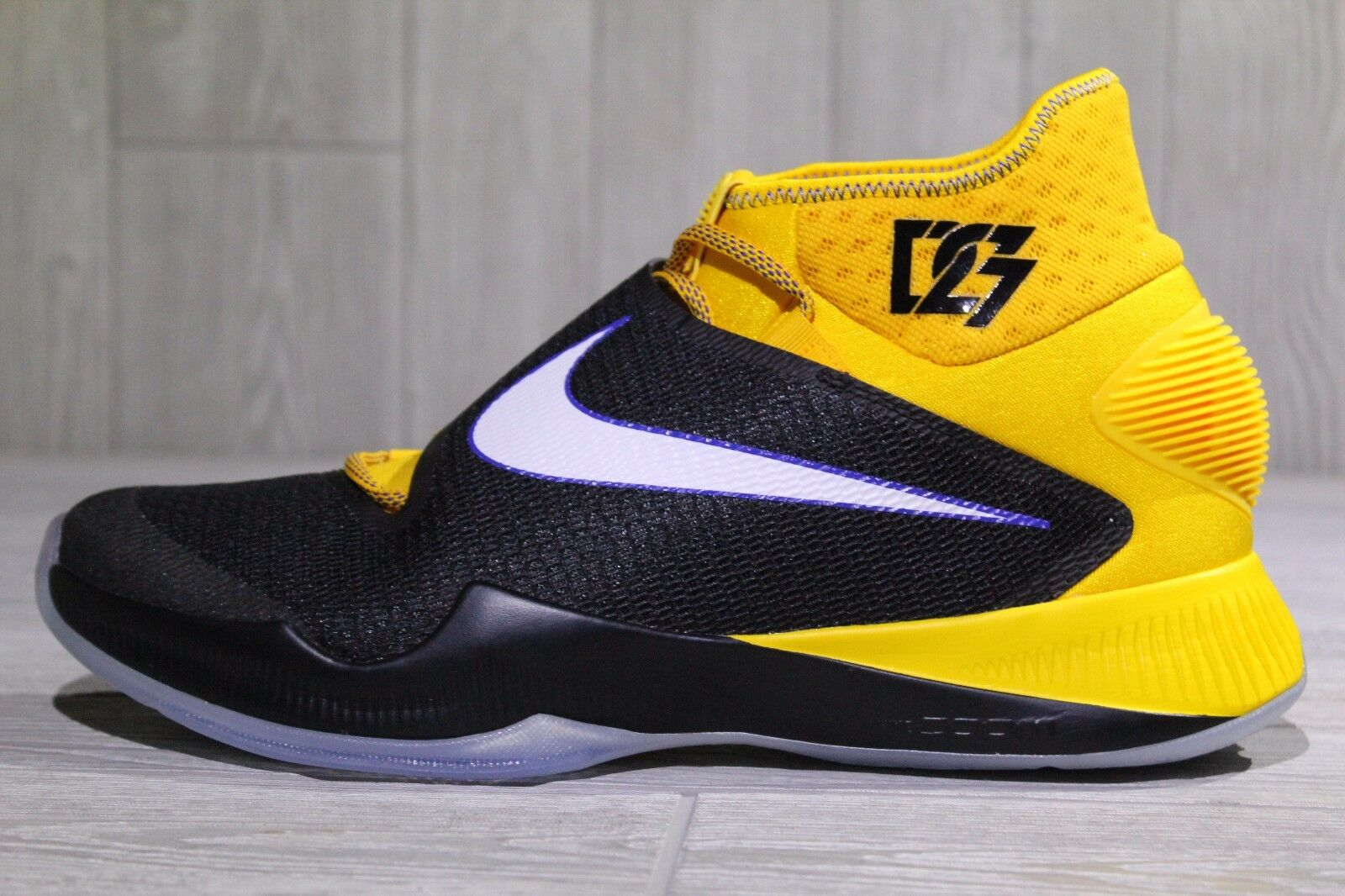quality design aee6f 0729a ... best price 18 rare nike hyperrev 2016 pe size draymond green warriors  shoes size pe 10