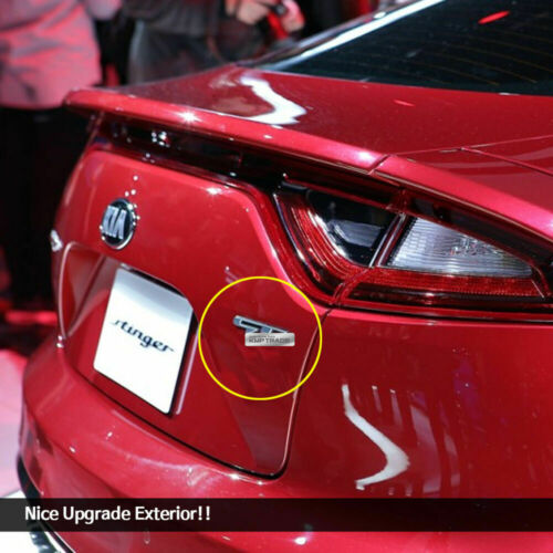 KIA OEM 86314J5000 Stinger GT Rear Emblem Nameplate for KIA Stinger 2017-2019