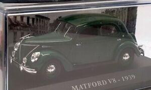 ALTAYA AUTO modello IN SCALA 1/43 AL6221D - 1939 matford V8-Verde