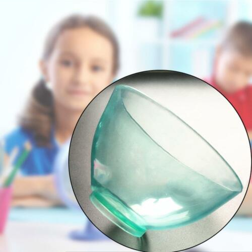 New  Dental Lab Nonstick Flexible Rubber Impression Mixing Alginate Bowls//