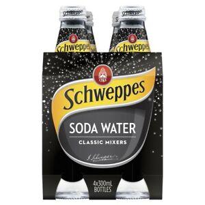 Schweppes-Mixers-Soda-Water-Multipack-Bottles-300mL-4-pack