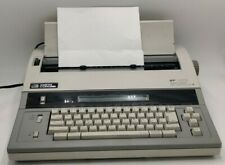 Smith Corona Wp 1100 Model 5f Personal Word Processor