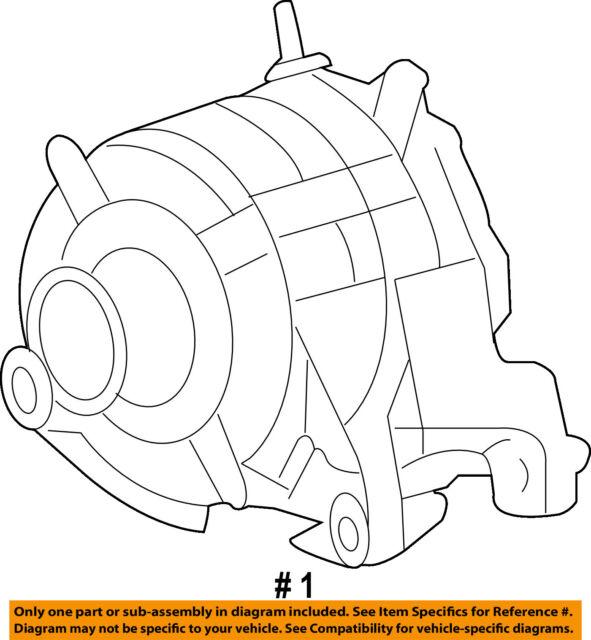 Chrysler Alternator Diagram