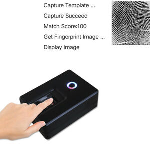 Details about Bluetooth Fingerprint Reader for IOS Windows Linux Android 5V  USB Thumb Scanner